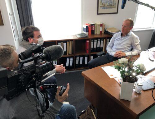 Forchheims Ausstieg aus der Covidkids Bavaria-Studie hat ein Nachspiel- im Bayerischen Fernsehen mit RA Bögelein